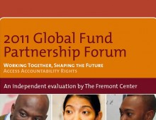 The Global Fund | Print report 3