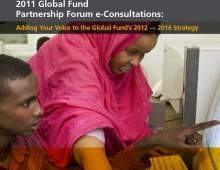 The Global Fund | Print report 2