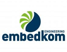 Embedkom | Brand identity